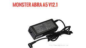 MONSTER ABRA A5 V12.1 laptop şarj aleti en uygun fiyat, Ümraniye Bilgisayar  Servisi