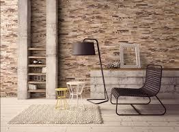 stylish wooden wall cladding