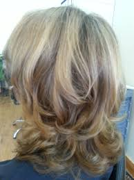 Dark Blonde With Highlights On Medium