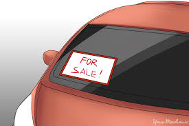 For Sale Sign On Car How To Locate Cars For Sale By Private Sellers Yourmechanic Advice