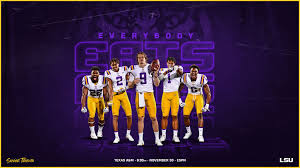 Top Ranked Lsu Tigers Look To Finish Strong Vs Texas A M