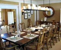dining table chandeliers chandelier height over hanging from
