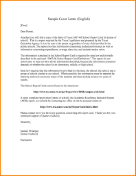 English English Motivation Letter Model Cover Letters Template