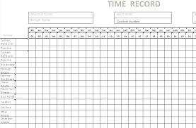 Free Monthly Timesheet Template Excel Work Schedule Template Monthly Time Sheet Daily Excel Semi
