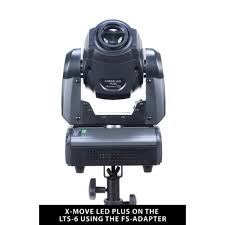 the lts 6 from adj is a low cost black tripod perfect for hanging par cans