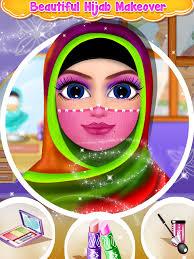 hijab makeup salon s game 10 4 1 screenshot 2