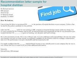 Cover Letter For Dietetic Internship Application Dietetic Internship