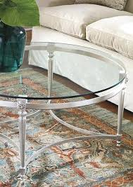 table alluring silver round coffee table