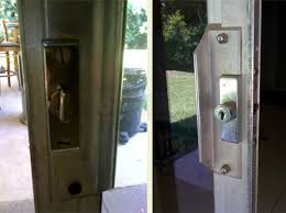 amazing patio door lock repair sliding door lock replacement swisco