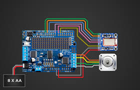 circuit diagram bluetooth controlled motorized camera slider 3d printing circuit diagram png