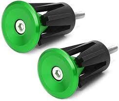 Lays <b>1Pair Bike Handlebar</b> Cap End Plugs Handle Bar Accessories ...