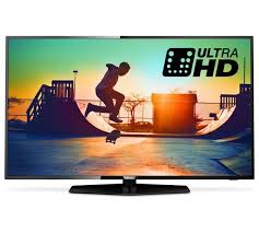 tv 50 inch. philips 50pus6162 50 inch 4k uhd hdr smart tv with fvplay tv