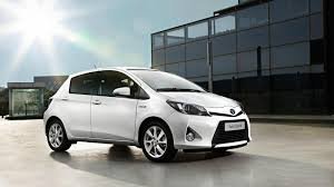 2013 Toyota Yaris - Information and photos - ZombieDrive