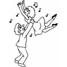 Small Picture Printable 14 Dance Coloring Pages 10409 Peoples Dancing
