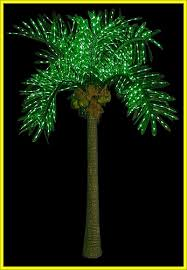 ftpebltrarl outdoor lighted palm tree as solar outdoor lighting
