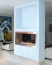 two sided fireplace two sided fireplace insert inserts wood burning within double prepare