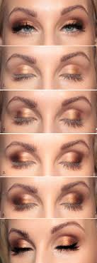 warm smokey eye tutorial hit translation on on link for step by step text