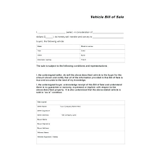 Simple Bill Of Sale For Car Template Used Sales Receipt Te – Mklaw