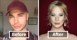 drag queen from manchester is so good at makeup he can turn into literally any celebrity bored panda