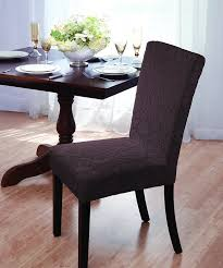 get ations luxurious velvet damask dining chair cover beige burgundy brown green chocolate