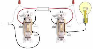 three way light switch wiring diagram three image 3 way switch stairs wiring diagram schematics baudetails info on three way light switch wiring diagram