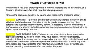 Fake Doctors Note New York Free Power Of Attorney Forms Word Pdf Eforms Free Fillable Forms