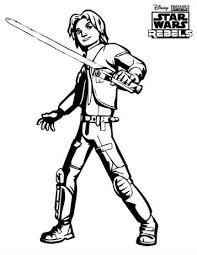 Kids N Fun 27 Kleurplaten Van Star Wars Rebels