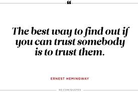 Famous Quotes By Ernest Hemingway
