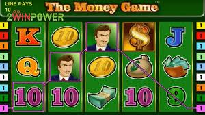 Игровой автомат the money game novomatic