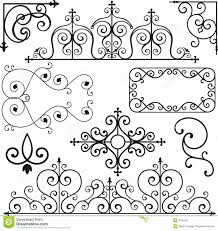 Wrought Iron Designs Wrough Iron Ornaments Wrought Iron Outdoor Stair Railings