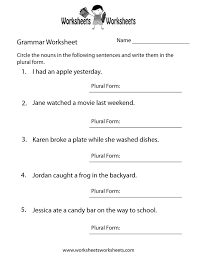 Pictures on Worksheets In English, - Easy Worksheet Ideas