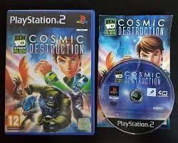 details about ben 10 ultimate alien cosmic destruction playstation 2 free fast p p