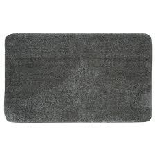 microfiber bathroom rug set plush x bath gray home 1 polyester microfiber bath rugs
