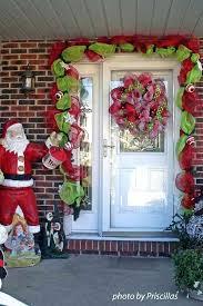 christmas office door. Door Decorating Ideas For Christmas Decorations Simple Office T