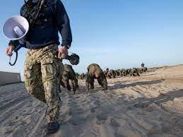navy seal es about hard work