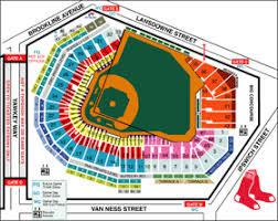 Boston Red Sox Seating Chart View Red Sox Tickets Seiu Local 509 Boston Red Sox