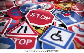 Traffic Rules Images Stock Photos Vectors Shutterstock