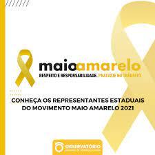 Maio Amarelo - Startseite