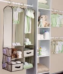 Amazon.com : Delta Children Nursery Closet Organizer, Beige, 24 piece :  Closet Storage And Organization Systems : Baby
