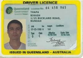 Australian Driver Fake Documents License –