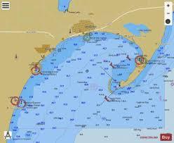 Tawas Harbor Michigan Inset Marine Chart Us14863_p1317