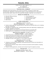 Resumes Security Guard Sample Examples Best Resume Sample Of