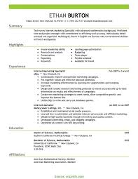Social Media Specialist Resume Sample Simple Social Media Specialist Resume Sample Social Media Specialist 2