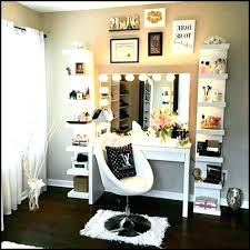 home improvement s makeup station stationary bathroom vanity with for ideas