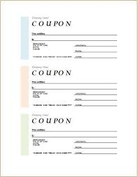 coupon templates word pin by alizbath adam on daily microsoft templates coupon