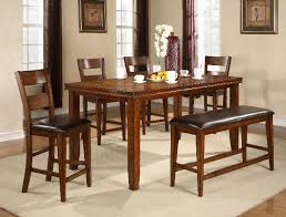 height of dining table bench. dining room height of table bench o