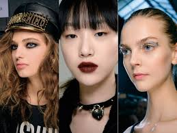 qe3 2016 autumn winter beauty trends cover photo fall winter 2016 runway makeup trend