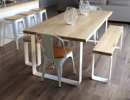 Amazing Design Dining Table Bench Seat Clever Bench Seat Dining Bench Seating For Dining Table