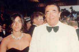 Ben macintyre shines light on the real robert maxwell, the domineering media baron and father of ghislaine. Anne Mcelvoy Recalls Ghislaine Maxwell A Socialite With Bulletproof Self Confidence In Thrall To Men Influence And Society Power Plays London Evening Standard Evening Standard