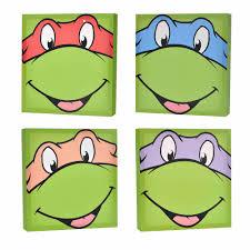 Ninja Turtle Bedroom Decor Kids Decor Walmartcom